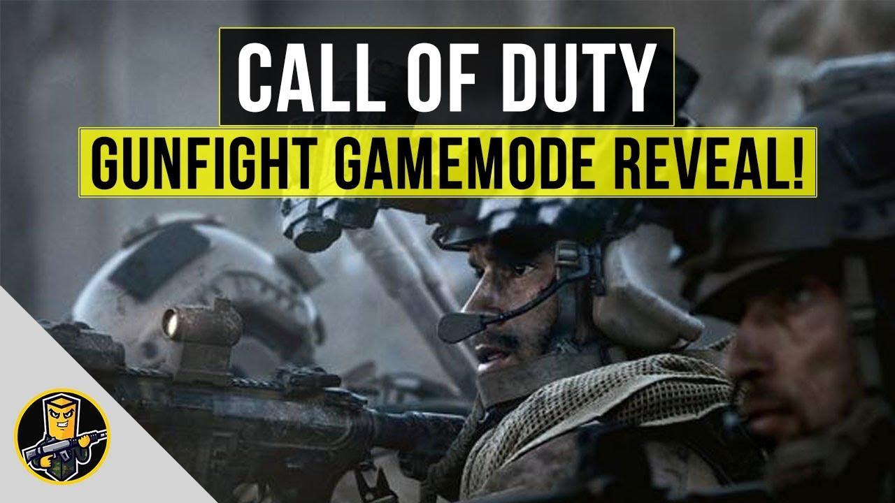 Modern Warfare -