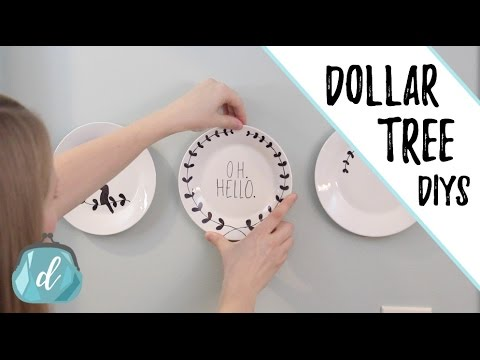 DOLLAR TREE | DIY Decor Ideas