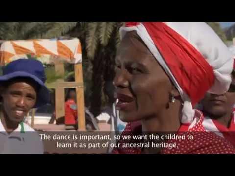 Omang? - Pella Mission village in the Green Kalahari