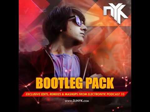 Aadat Vs Arkham Mashup   Bootleg Pack by Dj Nyk