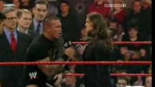 Randy Orton & Stephanie McMahon-Unintended
