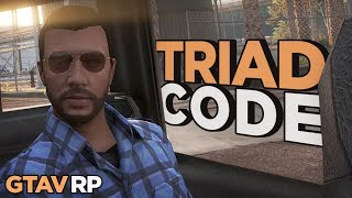 GTA V RP | Triad Code (GTA 5 Roleplay #4) thumbnail