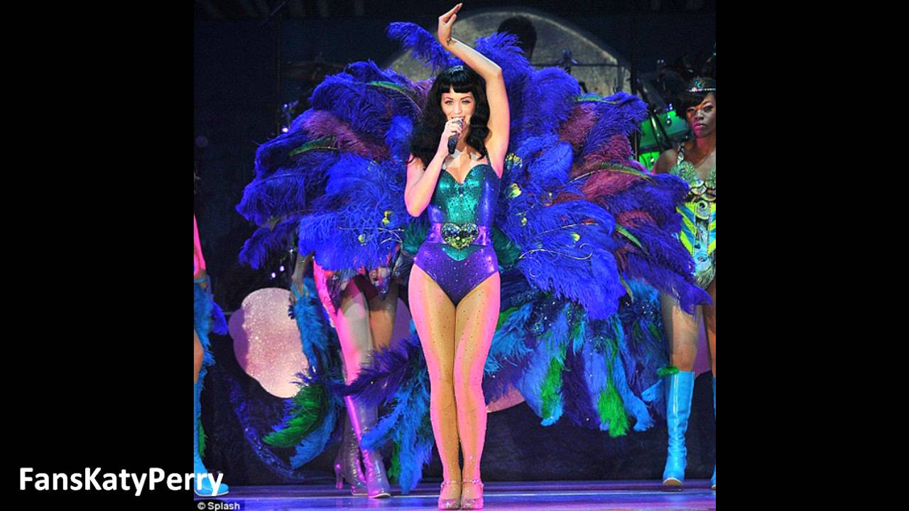 Katy perry live peacock