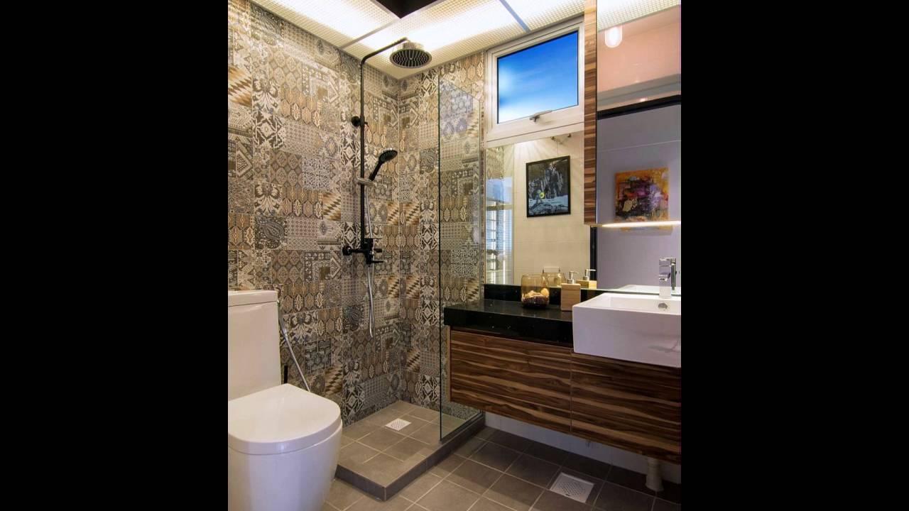bringen fliesen muster und farbe bereich dusche im badezimmer youtube. Black Bedroom Furniture Sets. Home Design Ideas