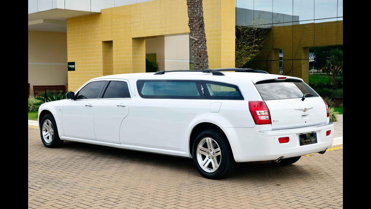 CHRYSLER 300C TOURING - FUNERAL CAR - HEARSE