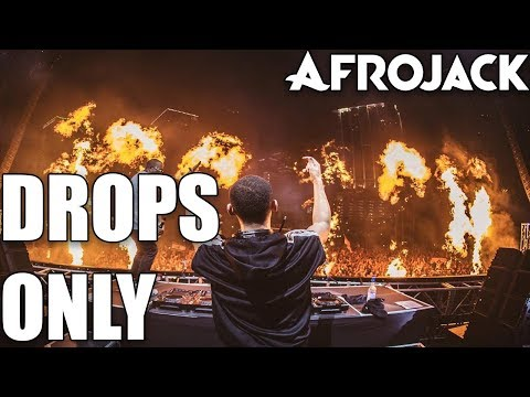 Afrojack  Drops Only @ Ultra Music Festival 2018
