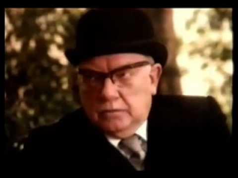 Arthur Lowe - Hanky Panky Advert (Rare)