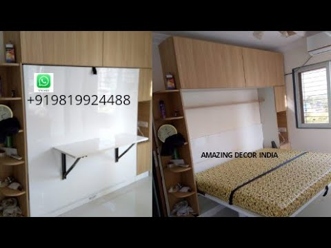 Wall Mount Bed In Mumbai By Amazing Decor India 919819924488