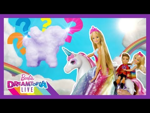 Единорог на облаках | Dreamtopia LIVE | Барби Россия
