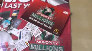 (HD) McDonald's Monopoly Over The Years