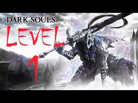 Dark souls LEVEL 1 DÍA 1