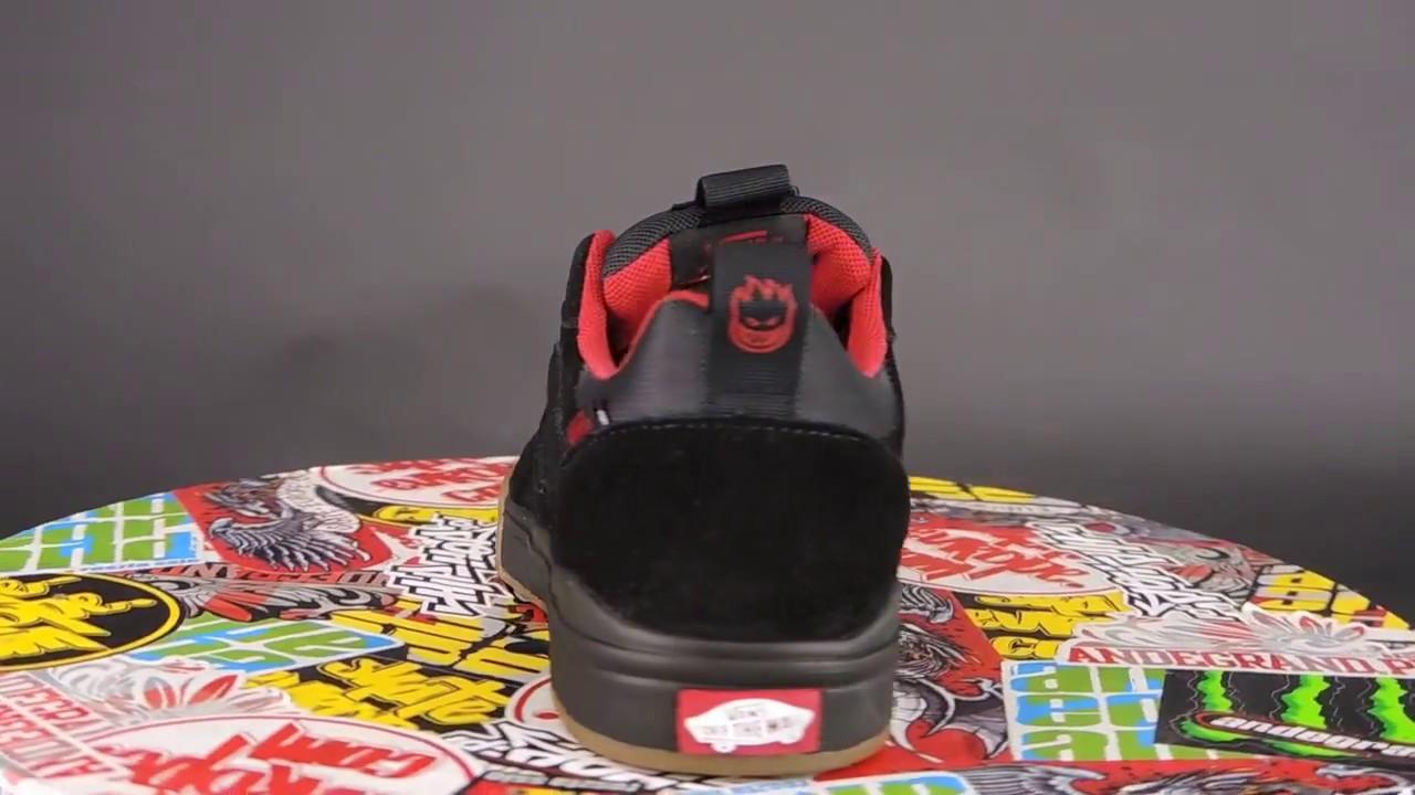 vans x spitfire scarpe