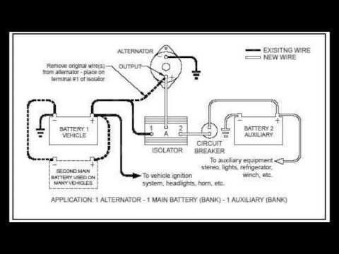 sure power battery isolator wiring diagram  1999 ford f 150