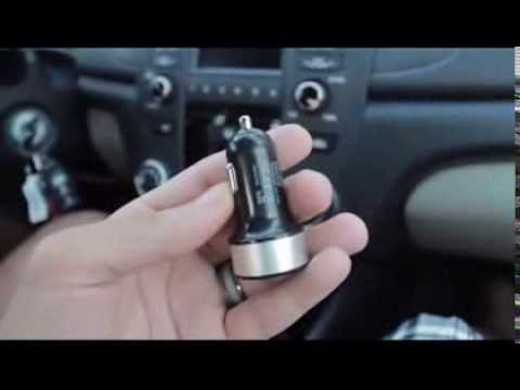 Dual Usb Car Charger Reviews Vority Fast Smart Duo31cc Charging