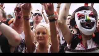 Defqon.1 Australia 2014 | Hawman - The Beast You Fear (WHITE soundtrack)