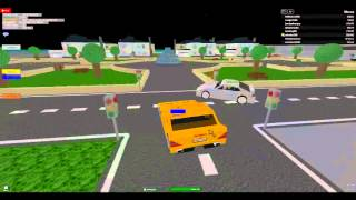 ROBLOX:Drifting with-Mercedes clk AMG