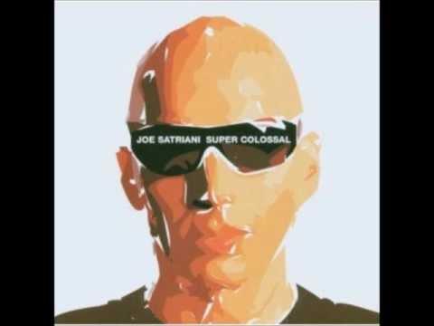 Joe Satriani - Ten Words Backing Track