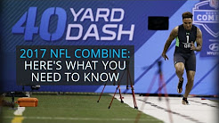 NFL Combine 2017: Dates, Time, Schedule of events
