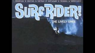 The Lively Ones - Paradise Cove
