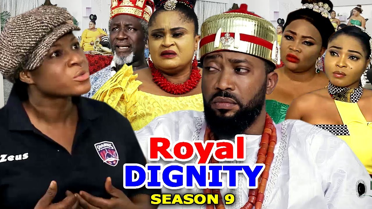 Download ROYAL DIGNITY SEASON 9 -   (New Trending Movie HD) Frederick Leonard 2021 Latest Nigerian  Movie