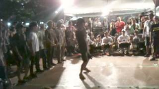 yawaraka vs Rhythm Sneakers BBOY PARK 2013 breaking crew battle Final
