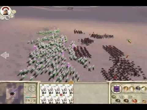Rome Total War ~ Camels vs Horses ! thumbnail