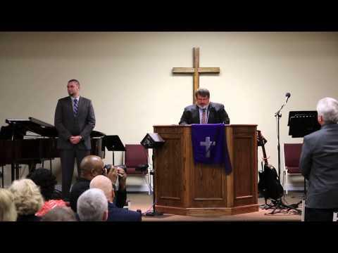 Ordination & Installation of Reverend Owen Hughes