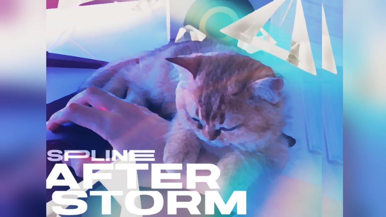 spline — afterstorm (Offlicial Audio 2021)