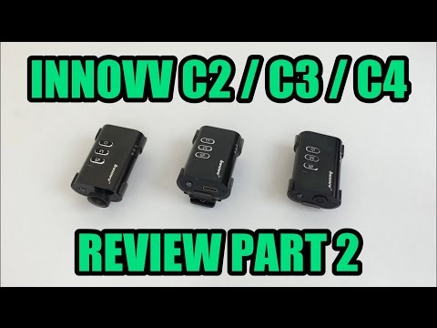 Innovv C2, C3, and C4 Review Part 2 of 2