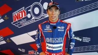 101回目の「INDY500」、日本人として初めて優勝を飾った佐藤琢磨選手か...