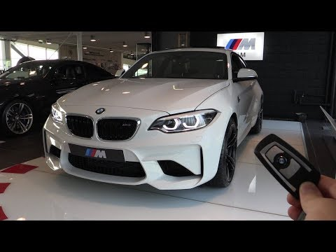 2018 BMW M2 | SOUND New Facelift In Depth Review Interior Exterior