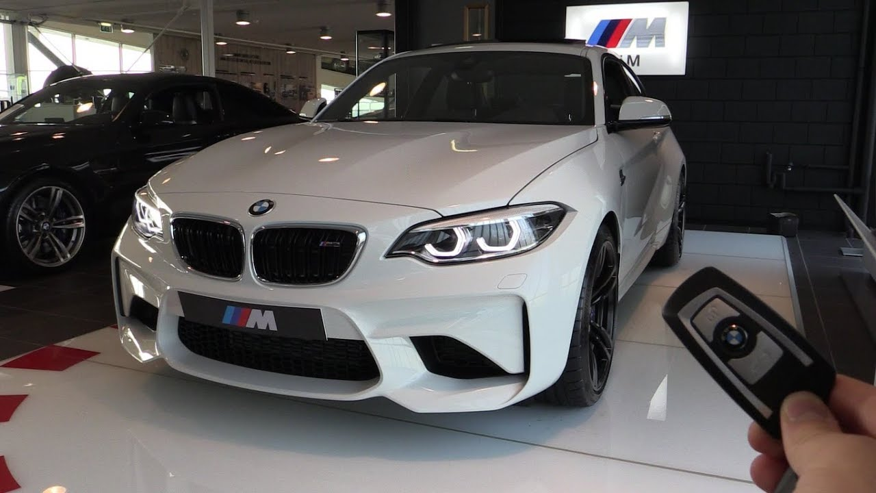 2018 Bmw M2 Sound New Facelift In Depth Review Interior Exterior