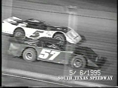 Texas Dirt | Late Models | South Texas Speedway | May 6 , 1995