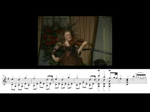 Happy Birthday Violin Variations Rachel Barton Pine