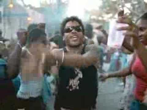 "Lenny Kravitz, ""I Belong To You"""