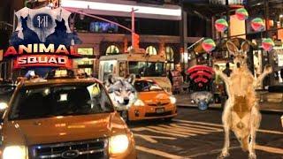 Pen & Paper: 9/11- Animal Squad XIII   Massenpanik am Timesquare