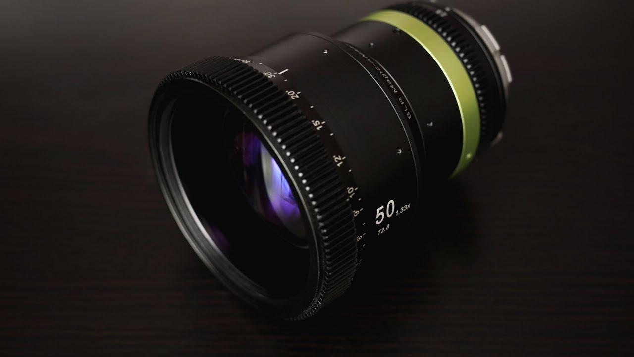 Rent a SLR Magic Anamorphot-Cine 1 33x 50mm T2 8 PL at LensProToGo com