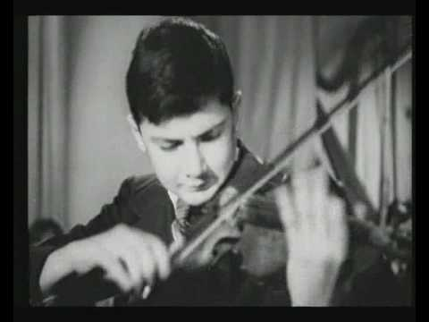 "The film ""Young Musicians"" about the Central Music School (1945, directed by Vera Stroeva)"