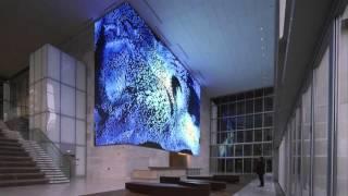 LED-экраны и искусство(Заказать светодиодный экран: http://xled.ru/, 2016-01-15T04:39:07.000Z)