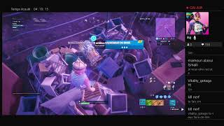 Live fortnite save the world I'm looking for people to help me farm