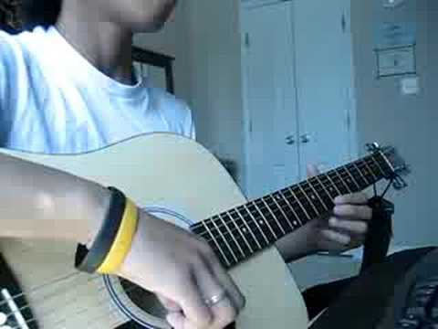 Boys Like Girls Thunder Guitar Cover Youtube