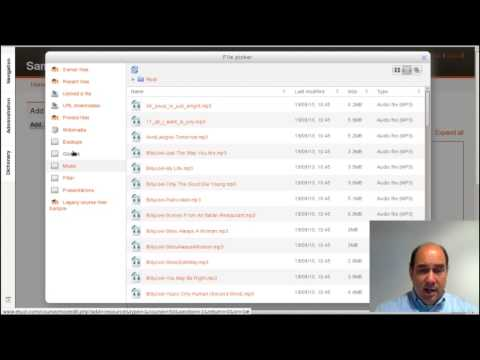 Moodle Introduction #3