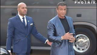 Phoenix Close Protection with Sylvester Stallone