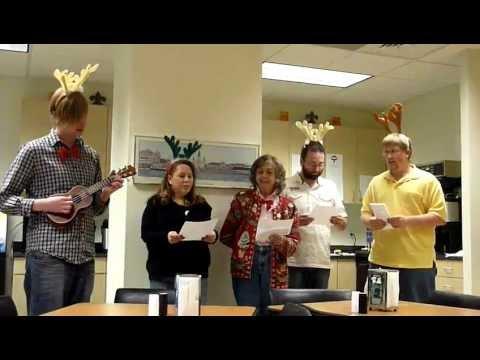 2011 ESM Karaoke Caroling -- Team Chaperone