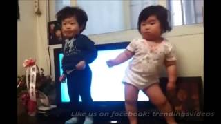 This Dancing Korean Cute Chubby Baby May Have Created The Next