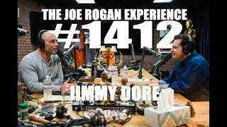 Joe Rogan Experience #1412 - Jimmy Dore