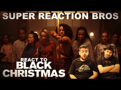 SRB Reacts to Black Christmas | Official Trailer