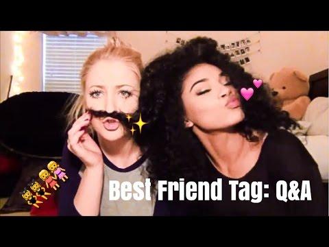 Best Friend Tag: Q&A | Jasmeannnn
