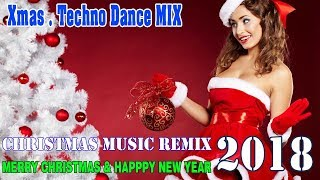 Christmas Techno Dance Music Mix Merry Christmas Remix 2018.mp3