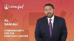 LegalFuel Speaker Series: Cybersecurity for the Everyday Lawyer